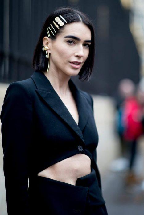 19 cách để kẹp tóc và trông tuyệt vời