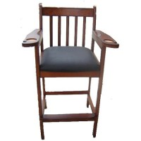 Slat Back Spectator Chairs  RecRooms of Central Florida
