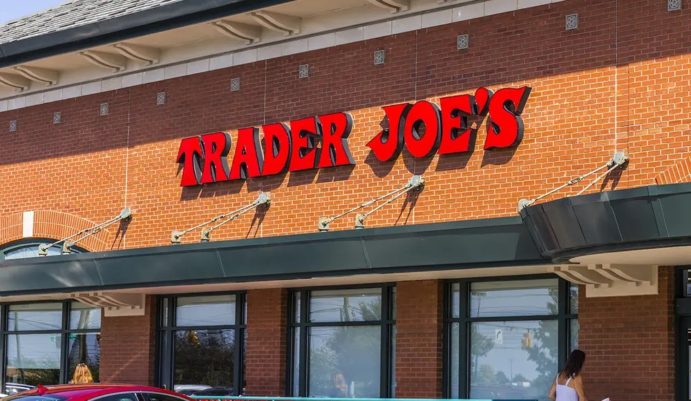 Trader Joes Home of the 18Year Cashier