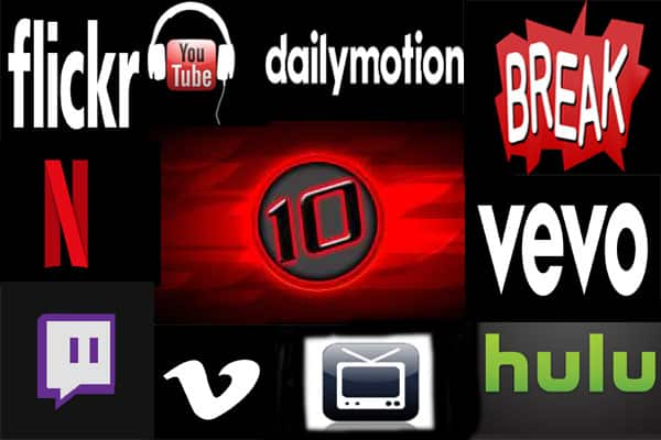Top 10 Video Websites | Most Popular Video Watching Websites