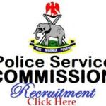 Nigeria Police Recruitment 2018/2019 | See www.policerecruitment.ng Police Force Registration Form