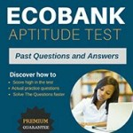 Download 2018 Ecobank Past Questions and Answers for All Recruitment Aptitude Test Here!