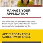 Shell Recruitment 2018 Application Registration form |www.shell.com.ng