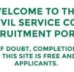 Federal Civil ServicePortal Login For 2018 Recruitment|www.fedcivilservice.gov.ng