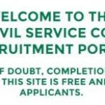 Federal Civil Service Portal Login For 2018 Recruitment | www.fedcivilservice.gov.ng