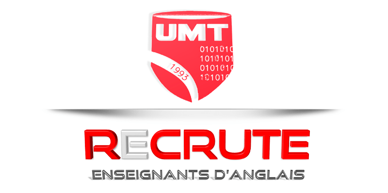 umt universit u00e9 montplaisir tunis recrute enseignants d