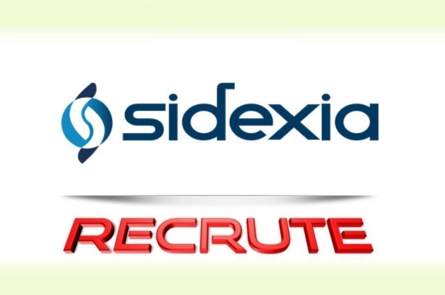 sidexia  u2013 organise  2 journ u00e9es de recrutement  pour des