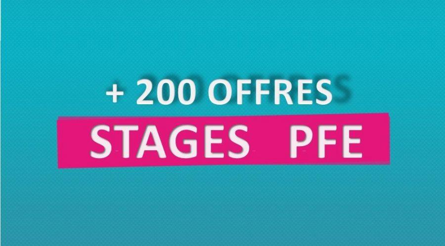 Collection de plusieurs Catalogues [ Stages PFE 2020 ]