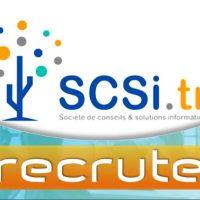 Le Groupe SCSI / recrute