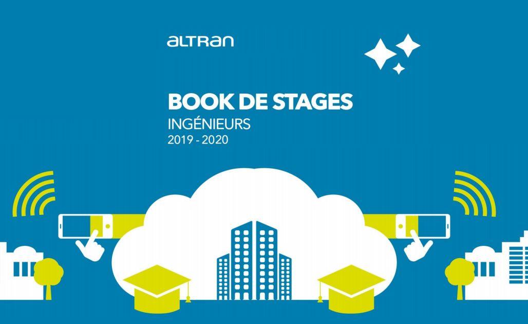 ALTRAN  / propose le [Catalogue PFE 2019 – 2020]