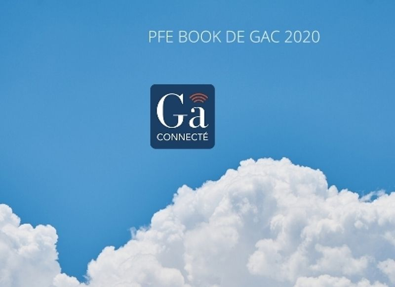 Ga Connecté / propose [un PFE BOOK]