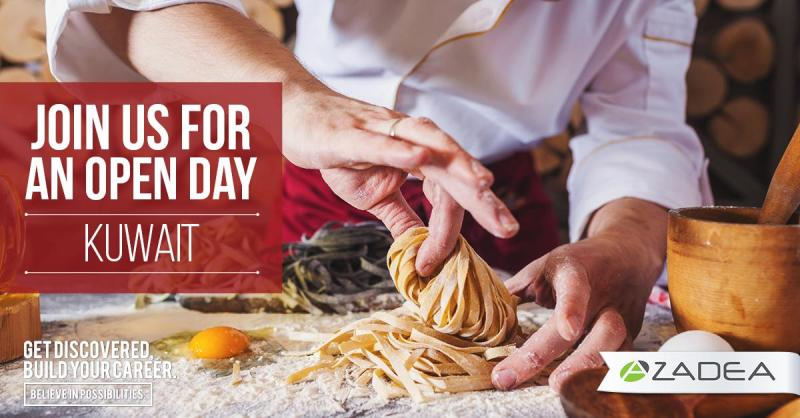 Join our OPEN DAY for EATALY, Kuwait!
