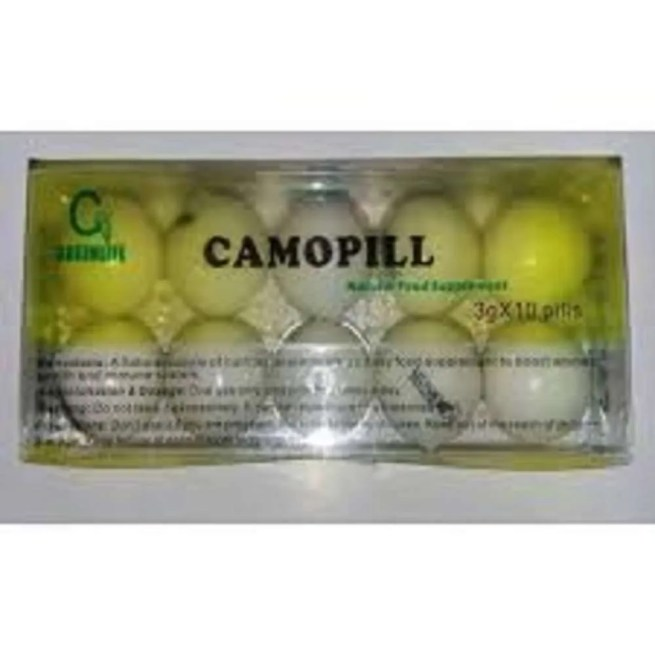 Greenlife Camopill