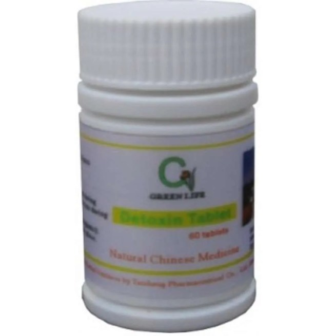 Greenlife Detoxin Tablet