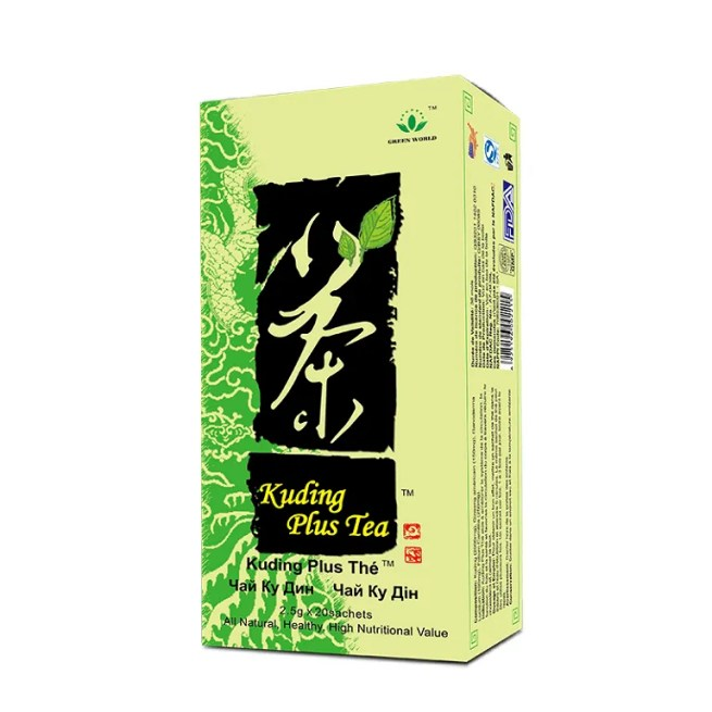 KUDING TEA (GREEN TEA)