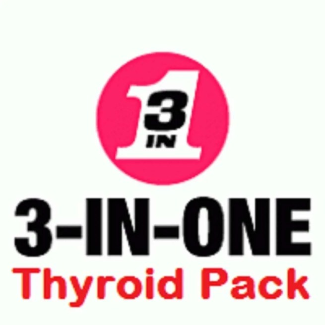 Greenlife Goitre Care Pack – Enlarged Thyroid