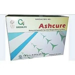 Greenlife Greenlife Ashcure For Cough,Cold And Asthma