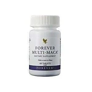 Forever Living Multi-Maca: Libido, Sperm, Intimacy Boost- 60 Tablets