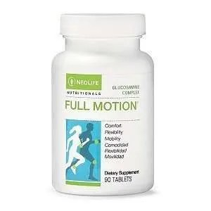 GNLD Full Motion Glucosamine Complex For Fracture Or Joint Pains And Sport People.