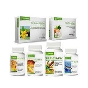 GNLD NEOLIFE Supplements for Vaginitis Infections