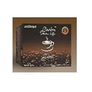 Liven Alkaline Coffee – Sugar Free