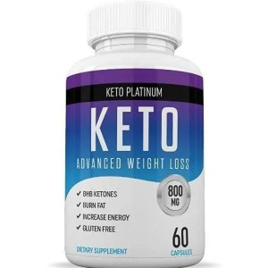 Keto Platinum Weight Loss Supplement