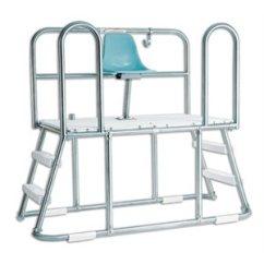 Paragon Lifeguard Chairs Zero Gravity Camp Chair 20370 Lookout Platform