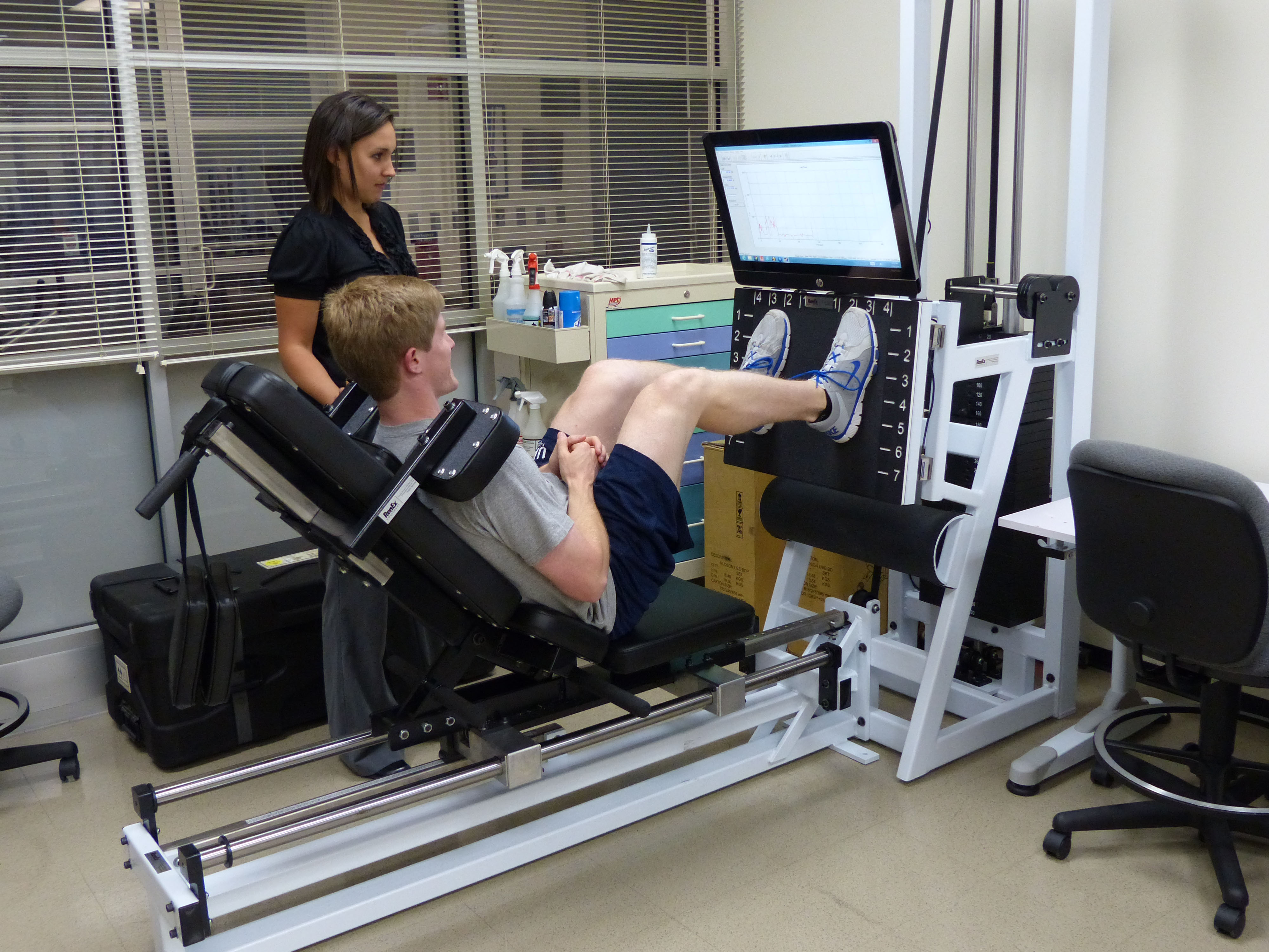 Exercise and Sport Science Laboratory » RERC RecTech : A ...