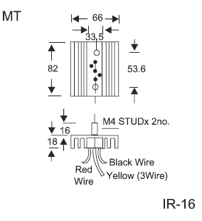 Moulded Rectifiers For Generators (Three Phase)