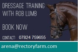 Rob Lumb – Dressage Clinic – 2nd August