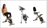 Exerpeutic 400XL Folding Recumbent Bike