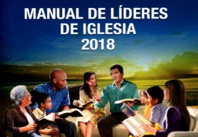 Manual de Líderes de Iglesia 2018