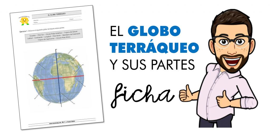 El Globo Terráqueo Y Sus Partes