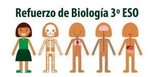 descargar ejercicios de refuerzo biologia 3 ESO