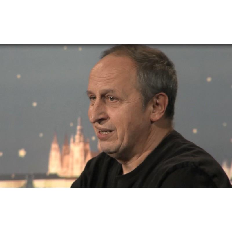 ČR - Jan Kraus - herec - moderátor