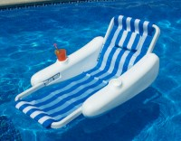 Pool Recreation > Floating Lounge Chairs > SunChaser Sling ...