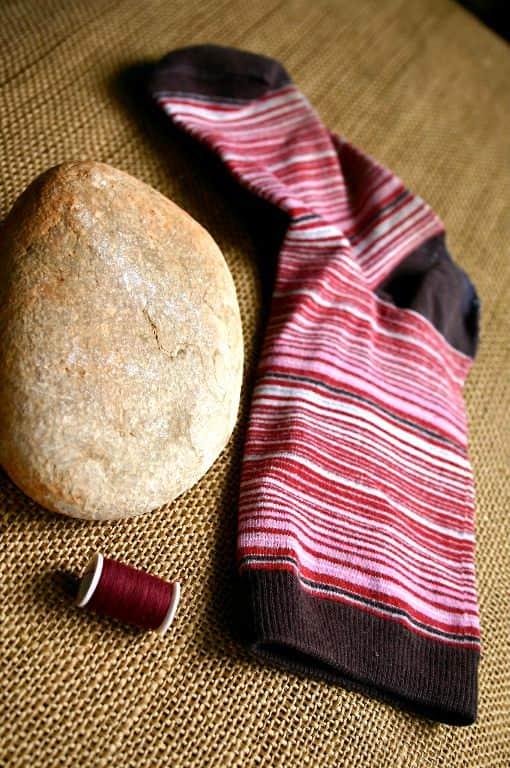 Diy  Sock  Rock  Recyclart