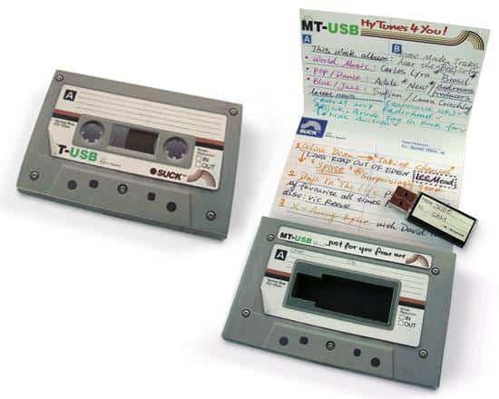 usb mixtape Cassettes Delight