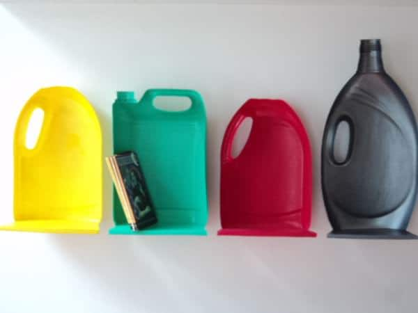 Reusing big plastic water/milk bottles/jugs | ecogreenlove