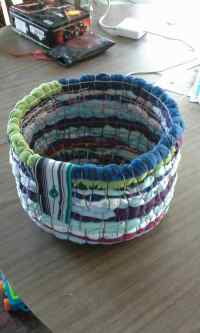 Upcycled Bowlskets  Recyclart