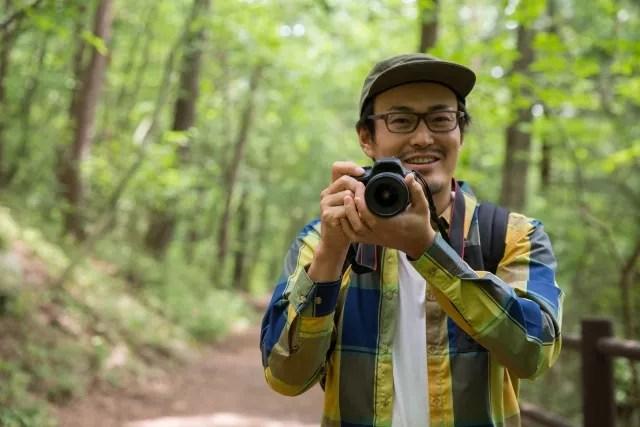ハイキングカメラ
