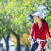 サイクリングでダイエット