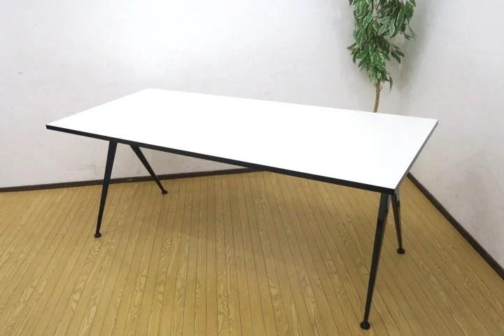Vitra/ヴィトラ Jean Prouve/ジャン・プルーヴェ Compas/コンパス テーブルを港区にて出張買取しました。