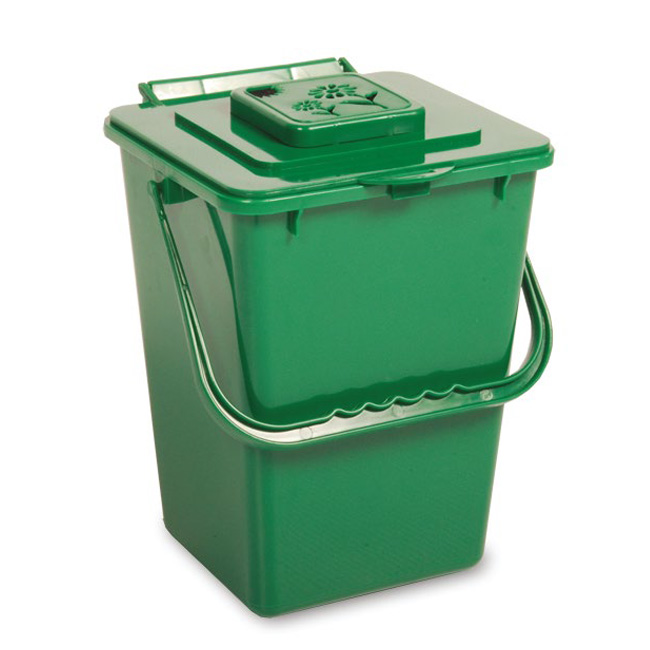 Portable Kitchen Compost Bin 225 Gallons  KC 2000  Recycle Away
