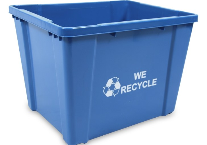 Attractive Home Recycling Containers