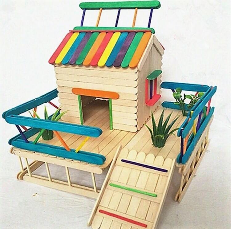 Casa Ecologica Juguete
