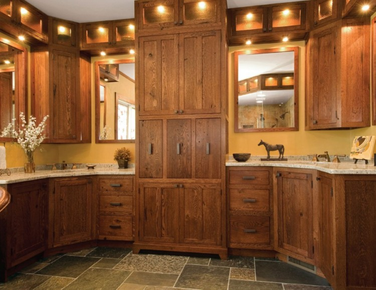 reclaimed wood kitchen cabinets  Home Decor