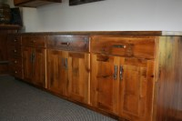 reclaimed wood kitchen cabinets  Roselawnlutheran