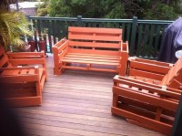 Patio Chairs Made From Pallets Images - pixelmari.com