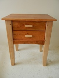 End Table With Drawer - Home Ideas